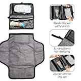 Portable Baby Changing Pad, Waterproof Diaper