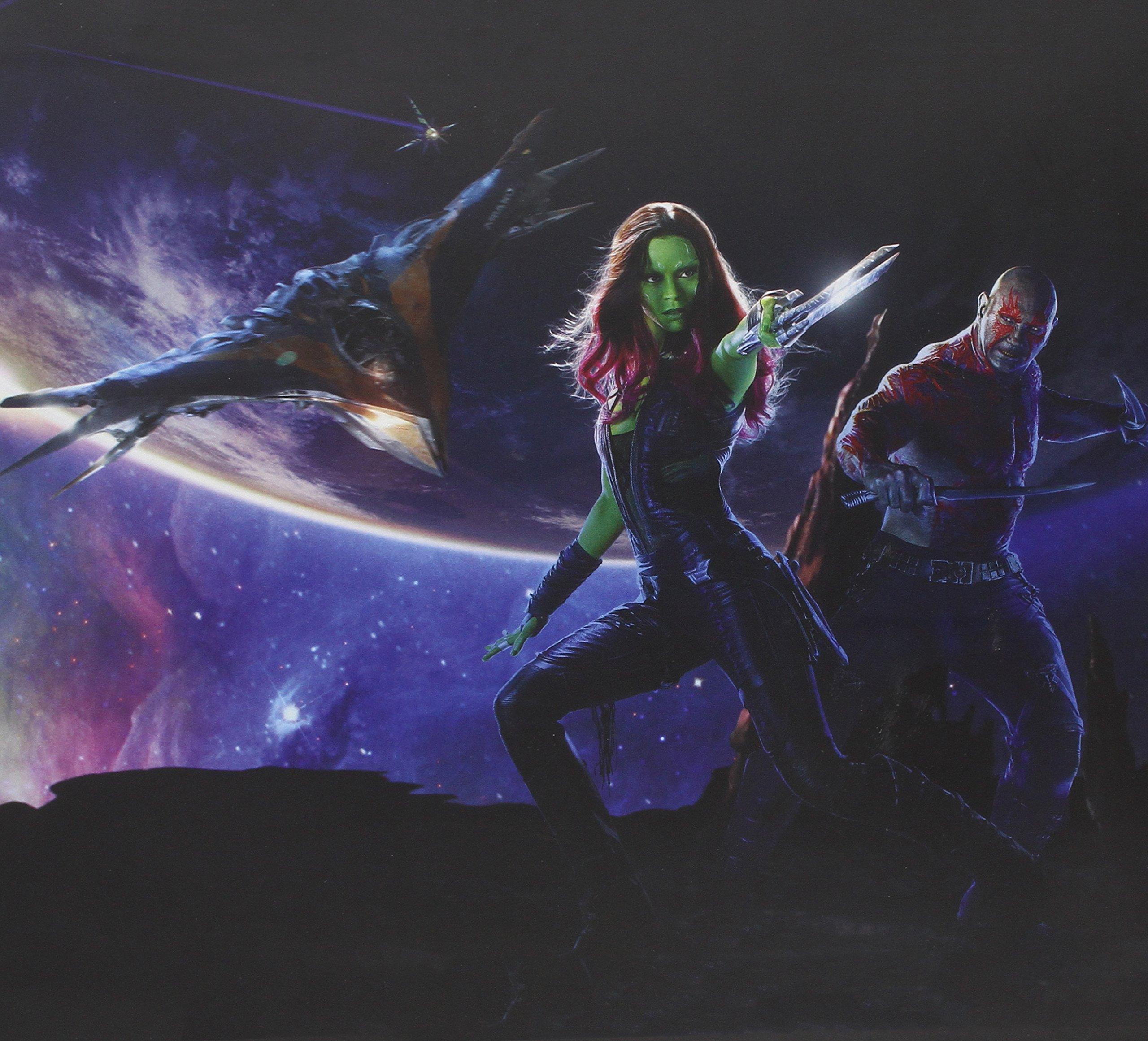 The Art of Guardians of the Galaxy: Marvel Comics: 9780785185536:  Amazon.com: Books