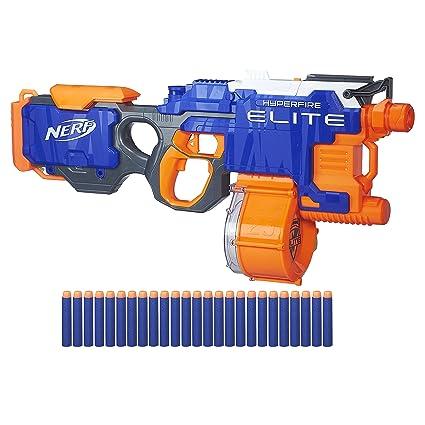 Hasbro NERF B5573 HYPER Fire Blaster N-strike Elite günstig kaufen Spielzeug-Bogen, -Armbrust & -Dart
