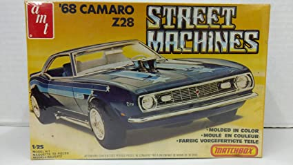Image result for AMT 68 camaro