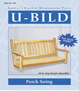Woodworking project paper plan to build porch swing outdoor u bild 897 2 u bild 2 porch swing project plan solutioingenieria Gallery