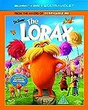 Dr Seuss' The Lorax [Blu-ray + DVD + UV Copy] [Region Free]