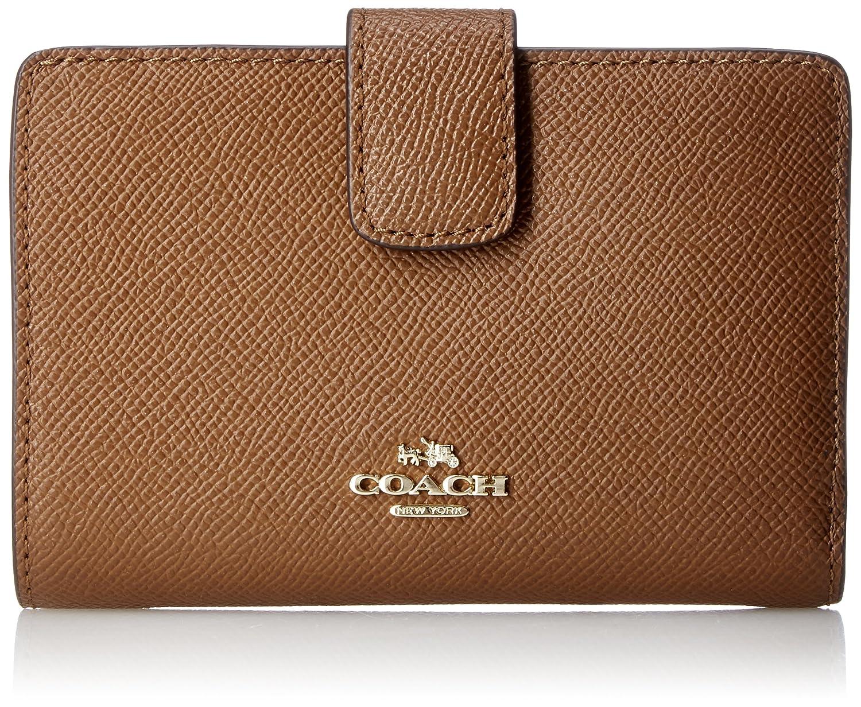 [コーチ] 折財布  F54010 [並行輸入品] B0725WPB21 ブラウン ブラウン