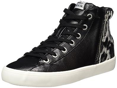 Pepe Jeans London Adams Basic W, Zapatillas para Mujer, Negro (Black), 36 EU