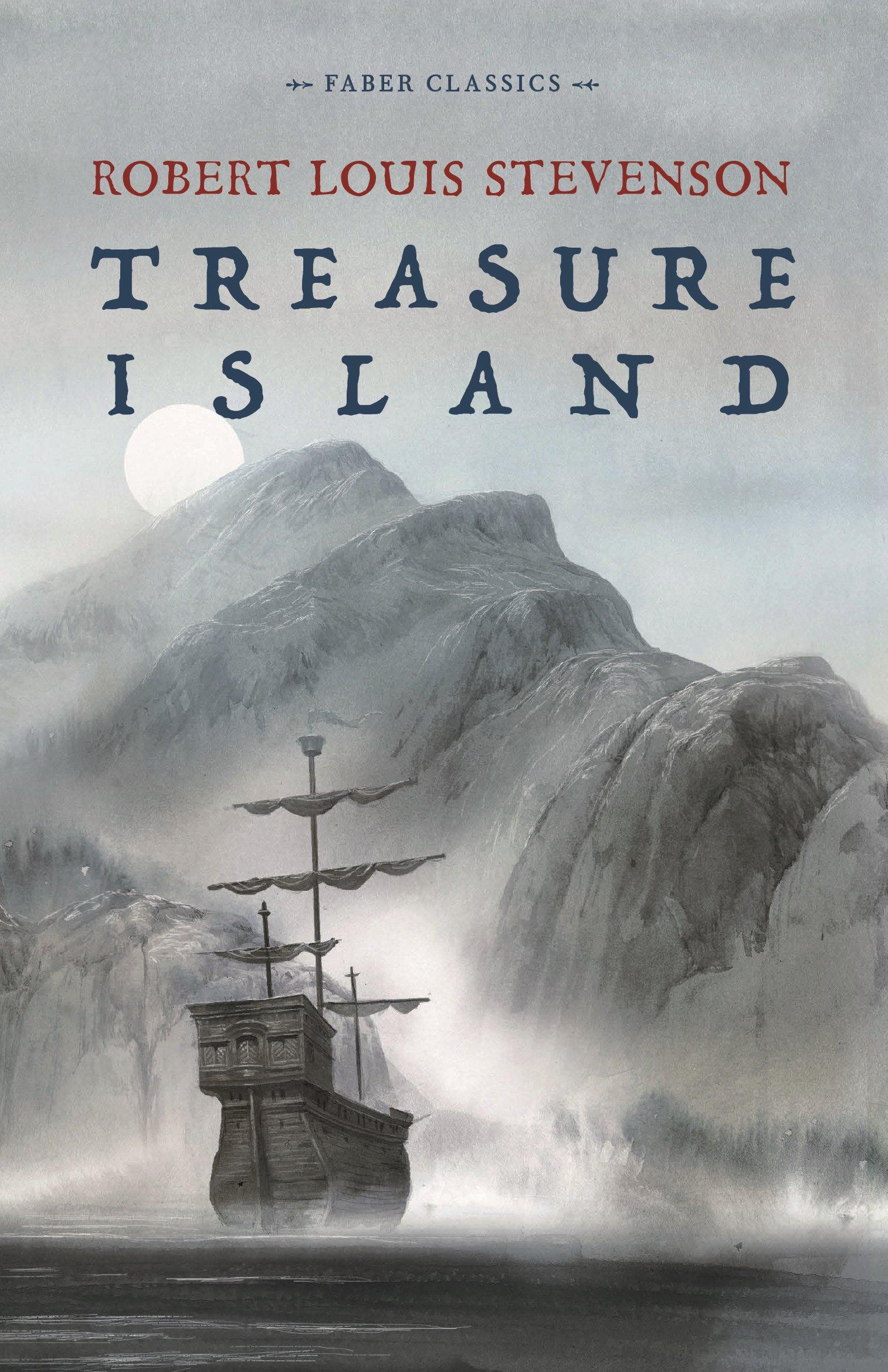 Read Online Treasure Island (Faber Young Adult Classics) ebook