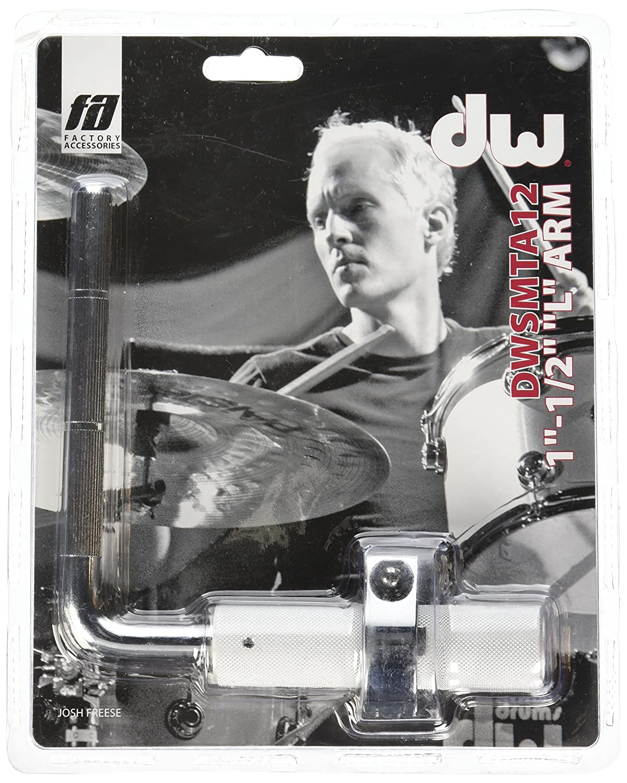 Bras de tom 1/2', avec Memory Lock Drum Workshop DWSMTA12