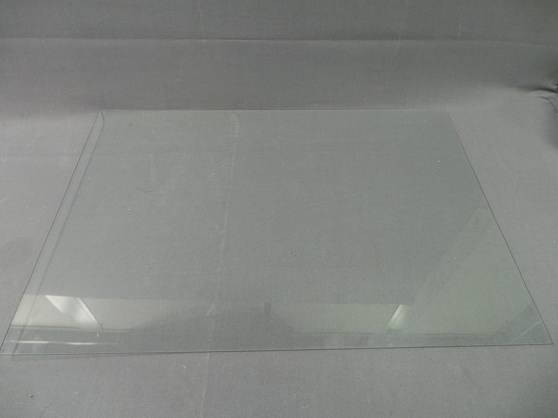 240350620 FRIGIDAIRE Kenmore REFRIGERATOR GLASS SHELF 23 5//16 x 16 3//8 Glass