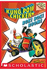 Bok! Bok! Boom!: A Branches Book (Kung Pow Chicken #2) Kindle Edition