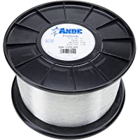 Ande Premium 1 lb Clear 80# Test aprox 600yd - Ande Inc PC00010080, Fishing Line