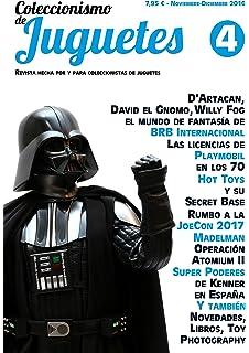 Revista Coleccionismo de Juguetes - Número 4