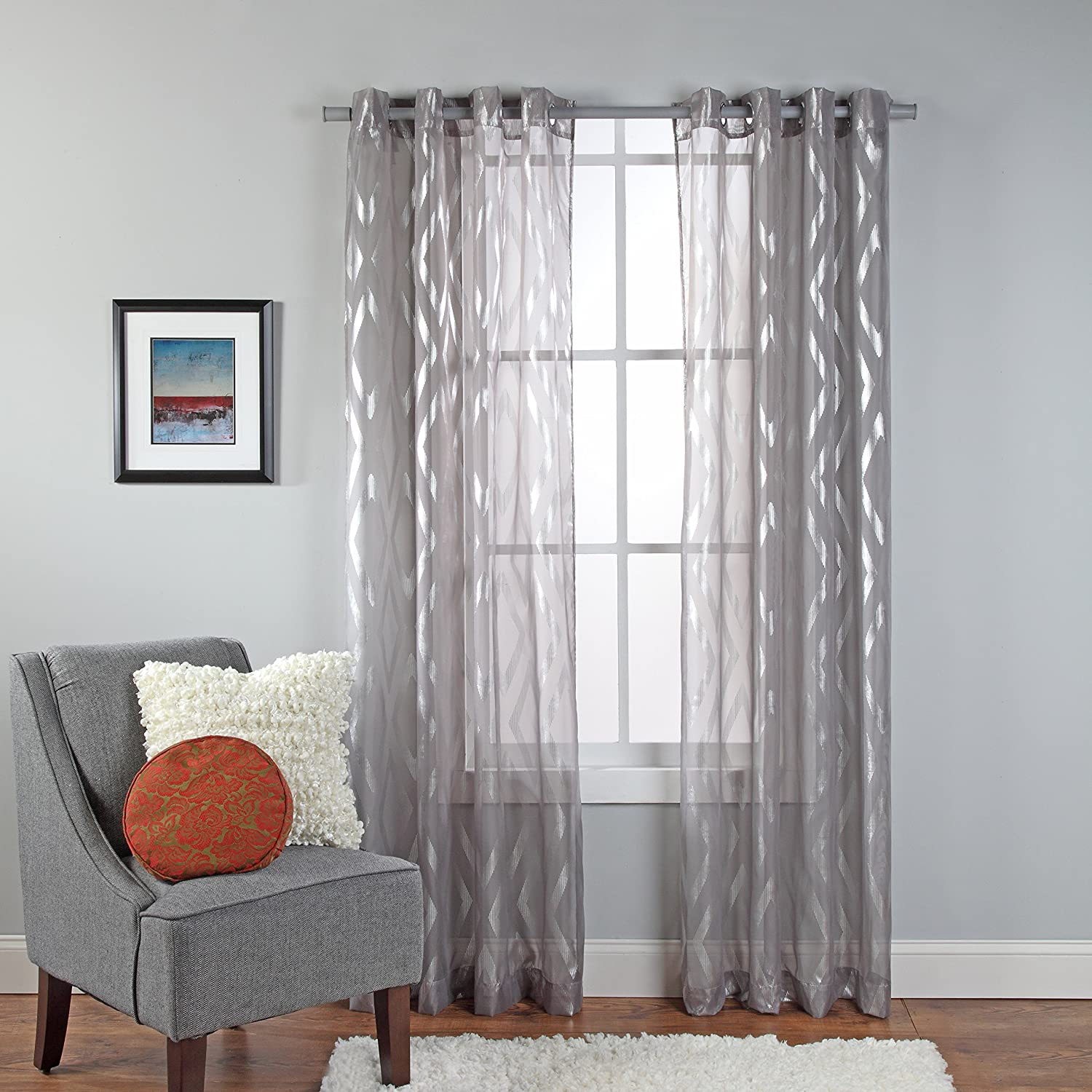room gray of living curtains white marvelous concept dark and pic tfile ideas grommet grey sheer