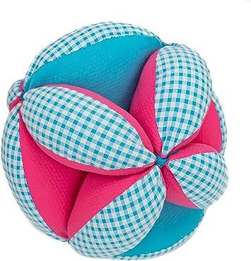 Borda y más Pelota Montessori de Tela para bebé. (Bumble): Amazon ...