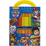 Nickelodeon - Paw Patrol My First Library Board Book Block 12-Book Set - PI Kids