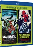 Nightwing, Shadow of the Hawk - Double Feature - BD [Blu-ray]
