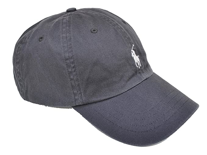 8358f99663a33 RALPH LAUREN POLO MENS CLASSIC GREY CAP ONE SIZE  Amazon.co.uk  Clothing