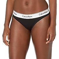 Calvin Klein Women's Modern Cotton Thong Panty