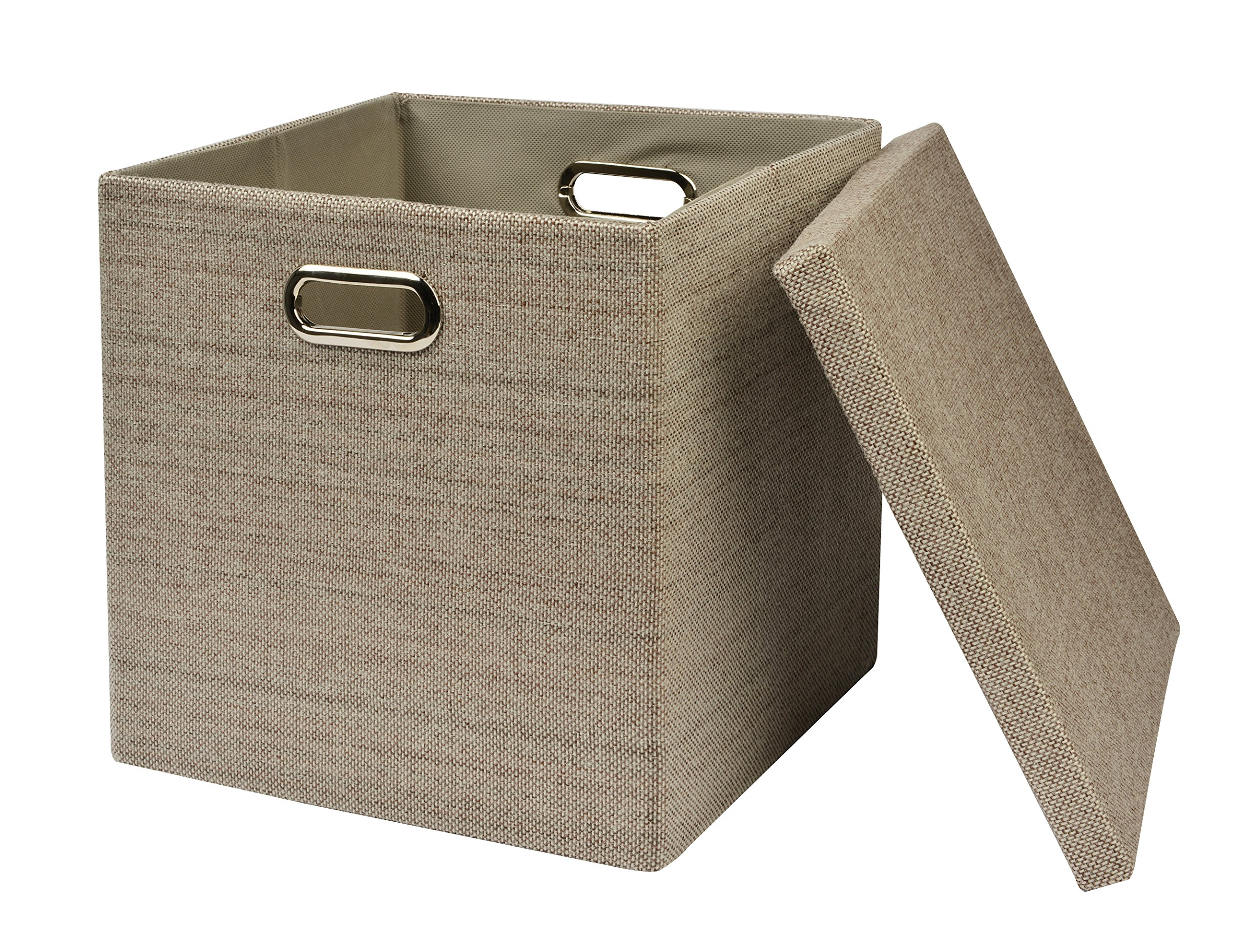 0be0c700efa4 Details about Perber Storage Bins Foldable 13x13x13