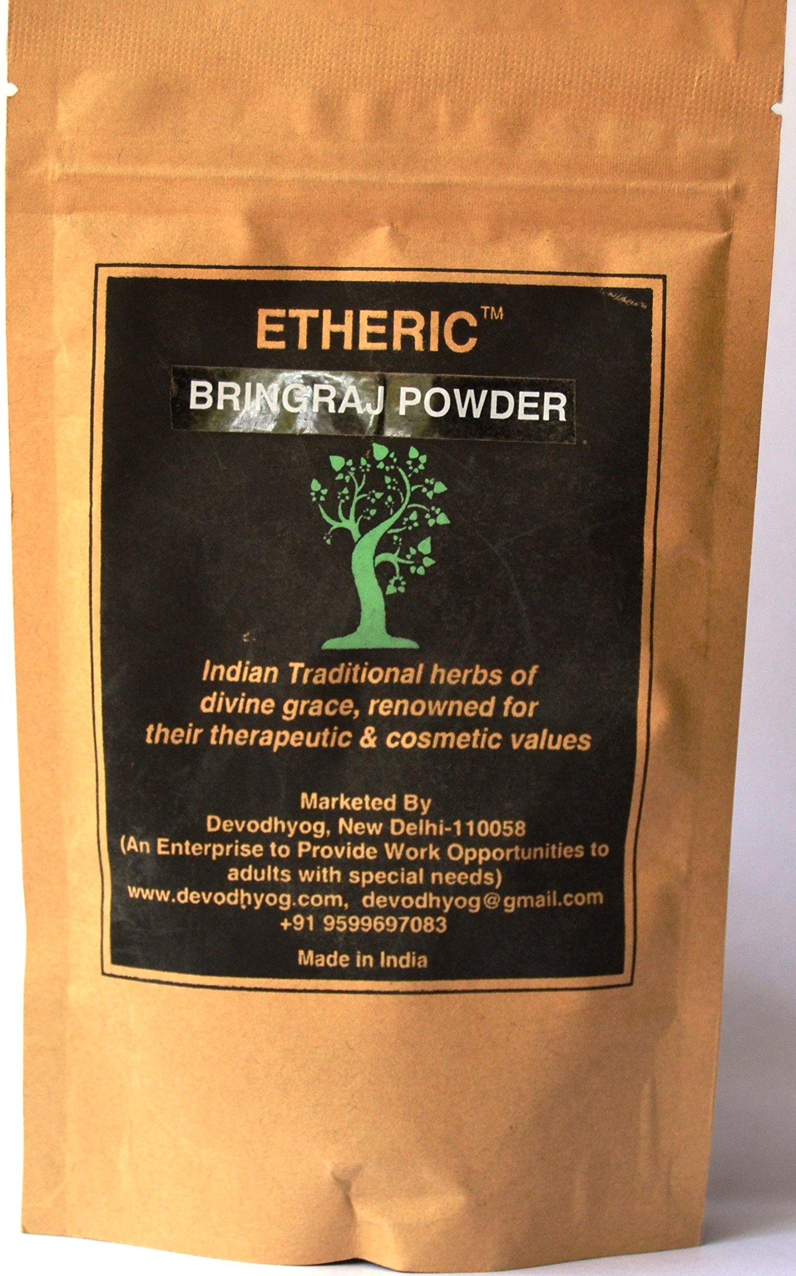 ETHERIC Bhringraj Powder for Hair product image