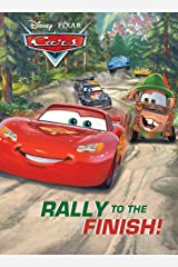 Cars: Rally to the Finish! (Disney Storybook (eBook)) Kindle Edition