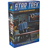 Star Trek: Five Year Mission Board Game