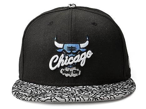 f8cbf4f0838 Amazon.com   New Era Chicago Bulls Hardwood Classics 59FIFTY NBA ...