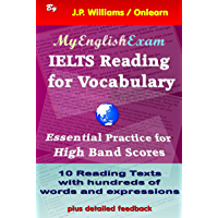 IELTS Reading for Vocabulary: Essential Practice for High Band Scores (English Edition)