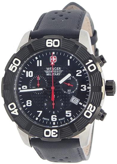 "Wenger Swiss Army ""Roadster"" reloj 79215"