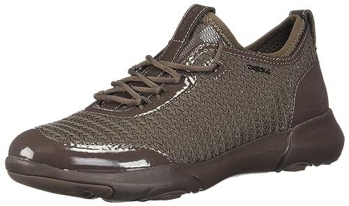 Geox D Nebula X B, Zapatillas sin Cordones para Mujer: Amazon.es: Zapatos y complementos