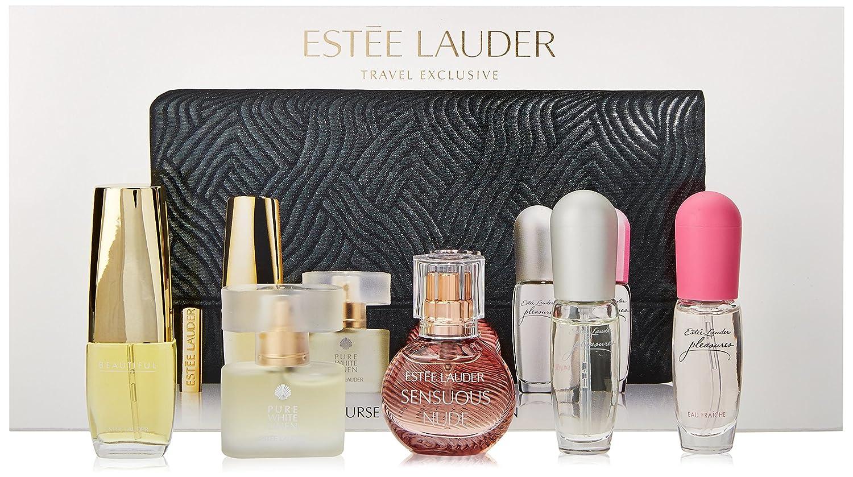 Estee Lauder Collection for Women 6 Pc. Mini Set Plus Purse W-GS-3484
