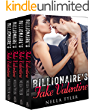 Billionaire's Fake Valentine Complete Series Box Set (A Billionaire Single Dad Romance Love Story)