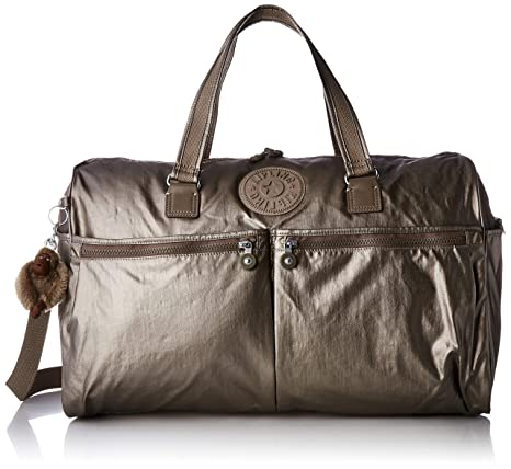 0140df23bc7c Kipling Women s Itska Solid Duffle Bag  Amazon.ca  Clothing   Accessories