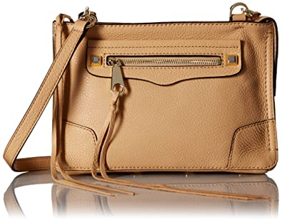 Rebecca Minkoff Regan Cross Body Bag, Biscuit, One Size