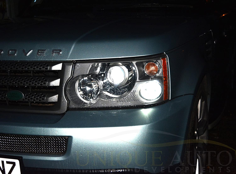 Bombilla LED de luz lateral para Range Rover Sport: Amazon.es: Coche y moto