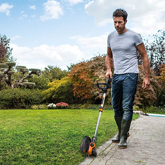 WORX Trimmer Edger Mower