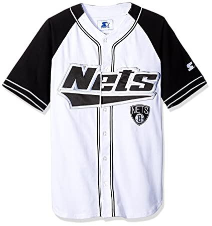 Buy STARTER NBA Baseball Inspired Fashion Jersey Online at Low Prices in  India - Amazon.in 8008a98b11d4