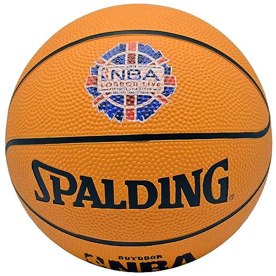 Spalding NBA - Balón de goma baloncesto al aire libre Londres Live ...