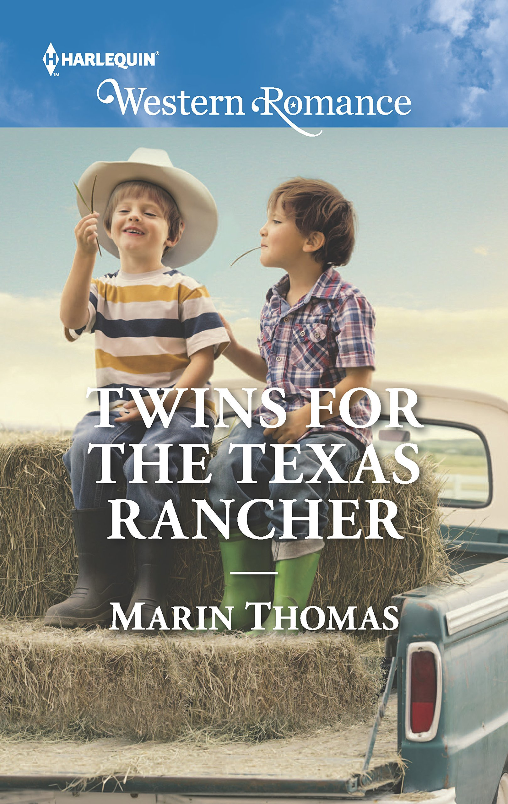 Twins for the Texas Rancher (Cowboys of Stampede, Texas) ebook