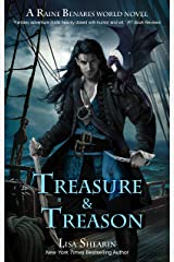 Treasure & Treason (A Raine Benares World Novel Book 8)