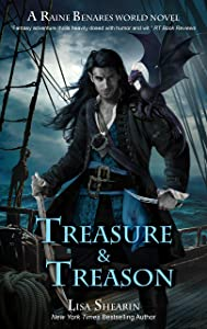 Treasure & Treason (A Raine Benares World Novel Book 8)