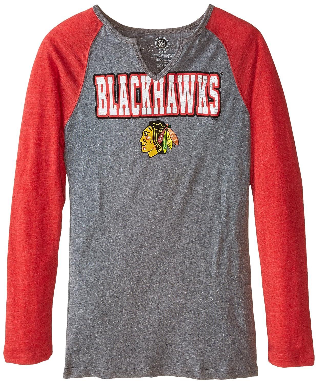 激安人気新品 NHL Chicago Blackhawks Shout Shout Out L Small/S Triblend Tee L/S Small ダークグレーヘザー B00O5ZNU3A, マーキュリードッグ:e3a06520 --- ceska-porna.cz