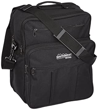 Southwest Bound 05416-0100 - Mochila (29 x 36 x 16 cm), Color Negro: Amazon.es: Equipaje