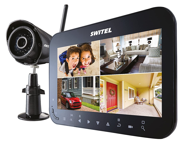 Switel Hausüberwachungssystem, HS1000: Amazon.de: Baumarkt