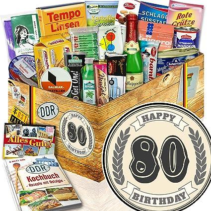80 Geburtstag Geschenke Mann Geschenke 80 Geburtstag Ost