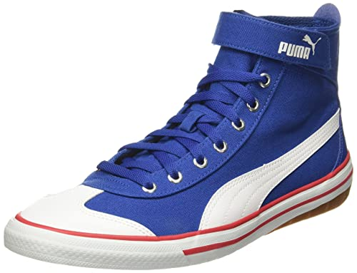 dba5fc2dcb03f0 Puma Unisex 917 Fun Mid Idp Sneakers  Buy Online at Low Prices in India -  Amazon.in
