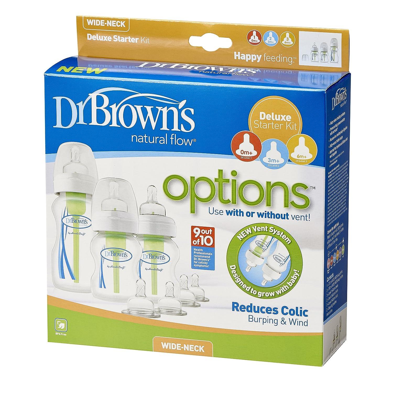 DR BROWNS DBWB03005 Options Starter Kit