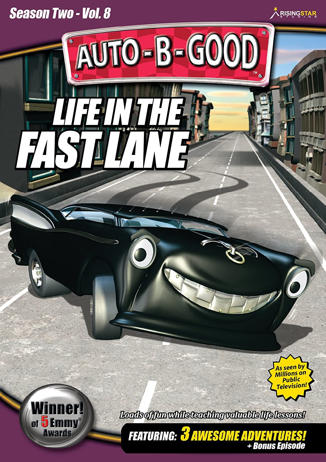 Amazon.com: Auto-B-Good: Life in the Fast Lane (DVD): Dave Simmons ...