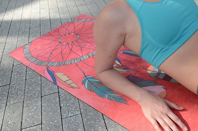 Soul Obsession - Esterilla de yoga con impresión, para prana ...