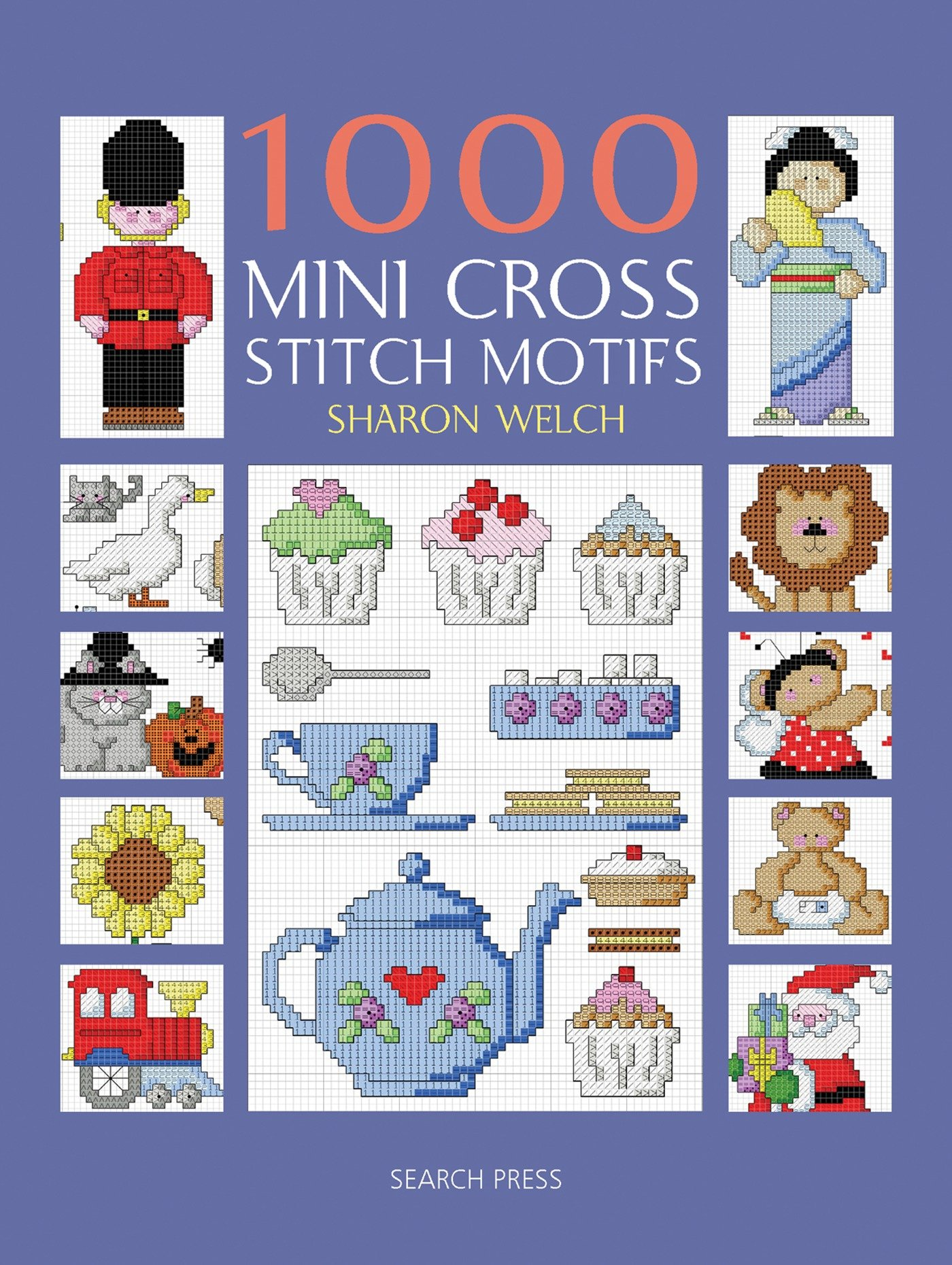 Read Online 1000 Mini Cross Stitch Motifs pdf epub