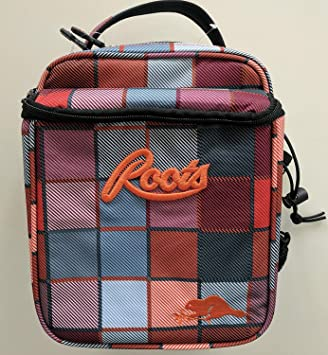 Image result for roots plaid lunch bag