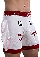mysexyshorts mens white underwear white elephant boxers funny men underwear valentines day gifts - Valentines Underwear